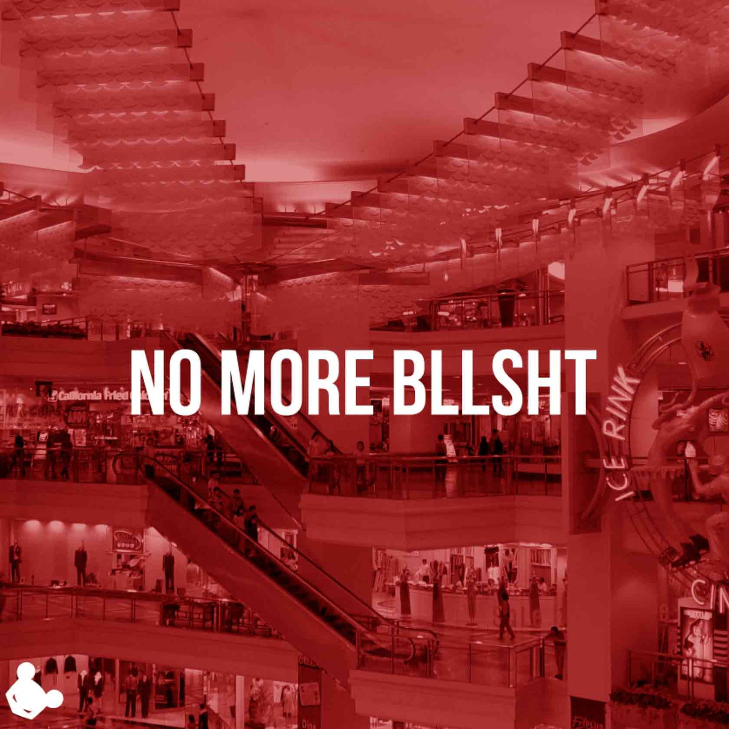 Shopping therapy? NO MORE BLLSHT