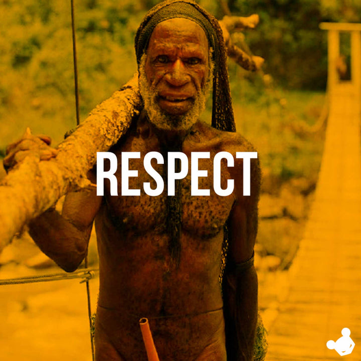 RESPECT FOR THE BALIEM VALLEY PEOPLE!