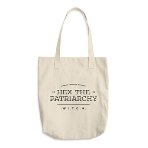 Hex the Patriarchy - Tote Bag