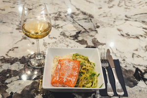 Alaskan Copper River King Salmon Fillet