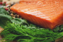 Alaskan Copper River King Salmon Portion