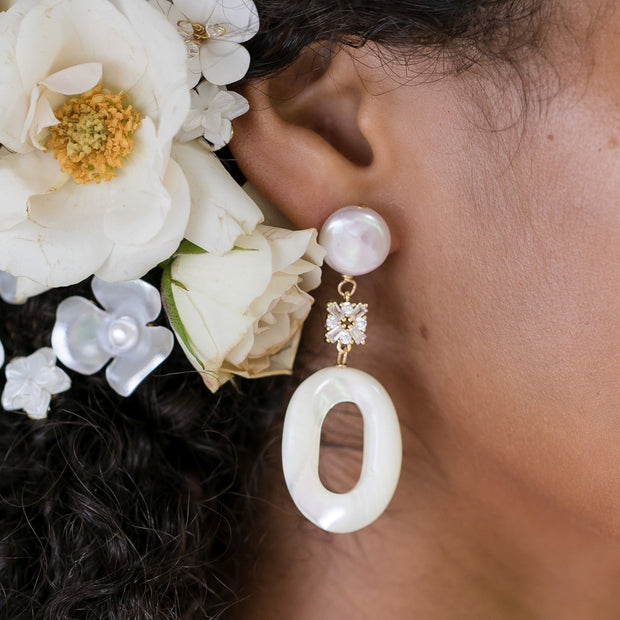 Dominique Earrings