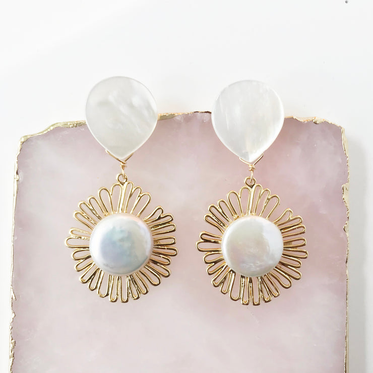 Lilliana Drop Earrings