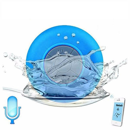 High Quality Bluetooth Silicone Shower Speaker - bravo1boss