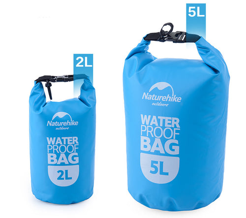 NatureHike Ultralight Outdoor Waterproof Dry Bags - bravo1boss
