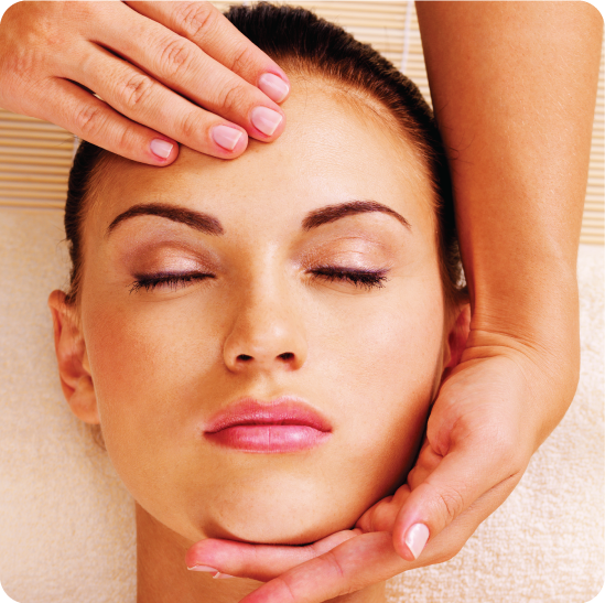 Think, that luxury facial massage