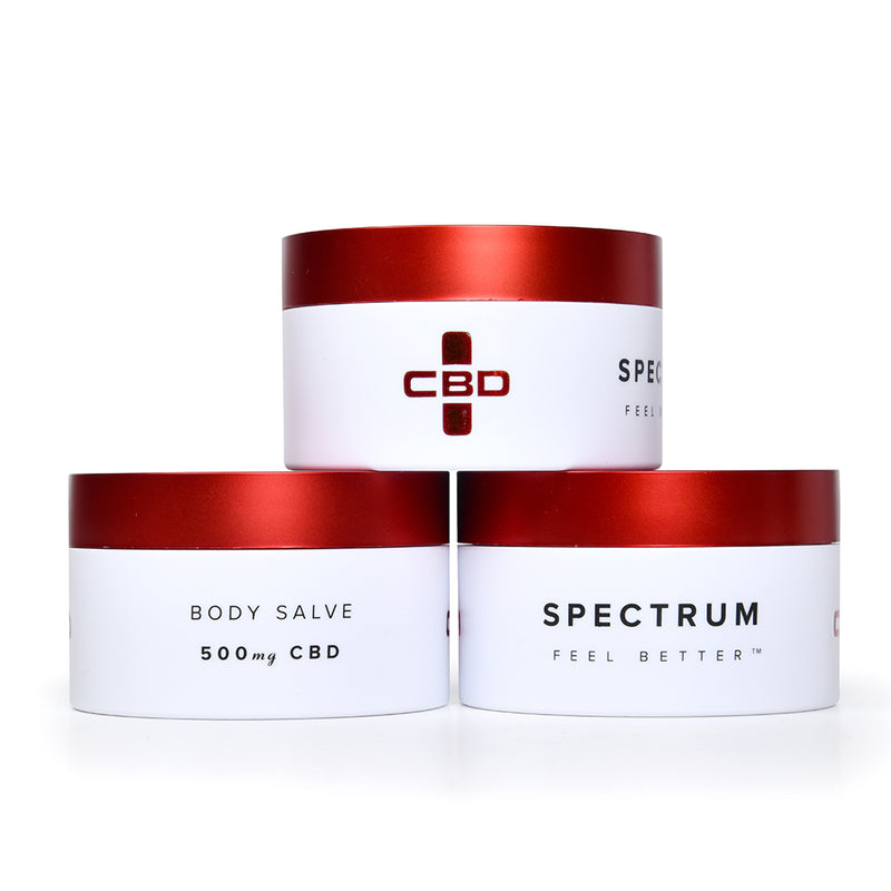 Spectrum CBD Body Salve - Spectrum CBD