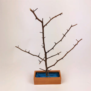 Cherry and Ornamental Pear Jewelry Tree