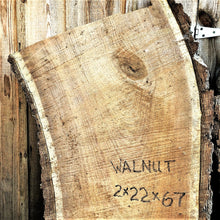 Walnut Bookmatched Slabs