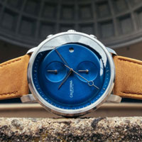 ca golden gate chrono blue