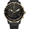 Mavericks Chrono SS All Black Gold