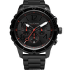 Mavericks Chrono SS All Black Red