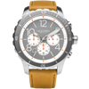 Mavericks Chrono Leather Sand Gray White