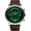 Golden Gate Chrono Leather Dark Brown Green