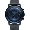 Golden Gate Chrono Leather Deep Blue Gray