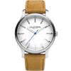 Laguna 40 Leather Sand White