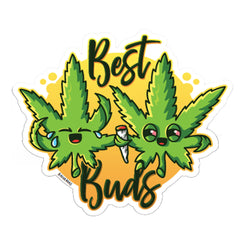 Bahamas Buds Stickers ~ 3-Pack