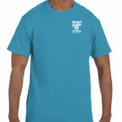 Chat 'N' Chill® Mako29 T-Shirt Tropical Blue