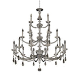 Allegri Lighting - 3 Tier Chandilier (12+6+3 Light) Floridia Collection - Allegri 012174