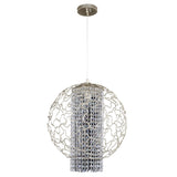 Allegri Lighting - 18 Inch Round Pendant Mundo Collection - Allegri 020011