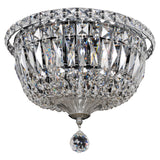 Allegri Lighting - 4 Light Flush Mount Betti Collection - Allegri 020243