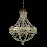 Allegri Lighting - 8 Light + LED Chandelier Orleans Collection - Allegri 021252