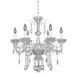 Allegri Lighting - 6 Light Chandelier La Valle Collection - Allegri 022251