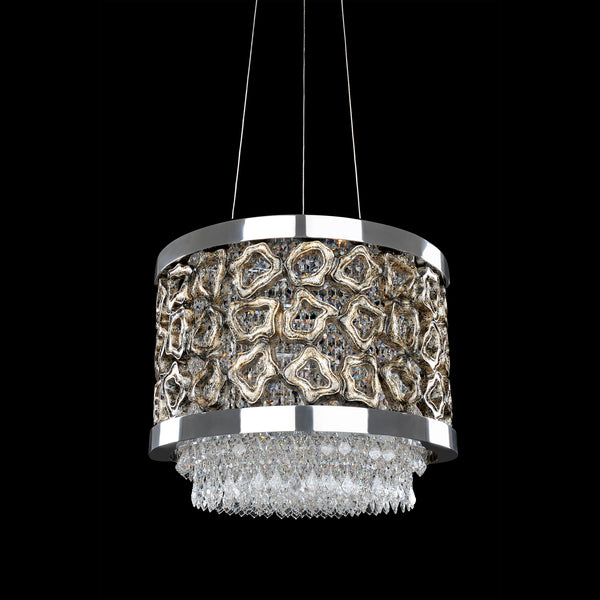 Allegri Lighting - 24 Inch Round Pendant/Flush Mount Caravaggio Collection - Allegri 022357
