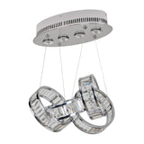 Allegri Lighting - 4 Light Round Pendant Anastagio Collection - Allegri 022950