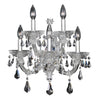 Allegri Lighting - 5 Light Wall Bracket Brahms Collection - Allegri 023421