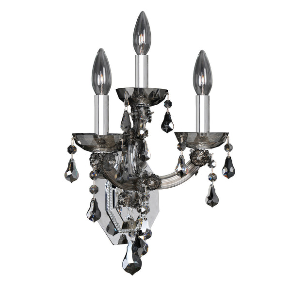 Allegri Lighting - 3 Light Wall Bracket Brahms Collection - Allegri 023423