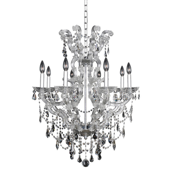 Allegri Lighting - 8 Light Chandelier Brahms Collection - Allegri 023454