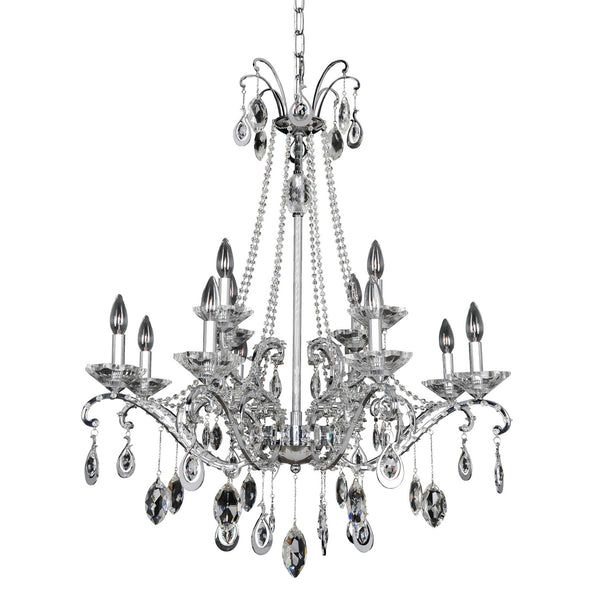 Allegri Lighting - 12 Light Chandelier Torreli Collection - Allegri 023551