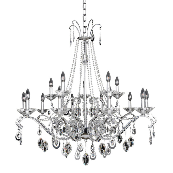 Allegri Lighting - 15 Light Chandelier Torreli Collection - Allegri 023552