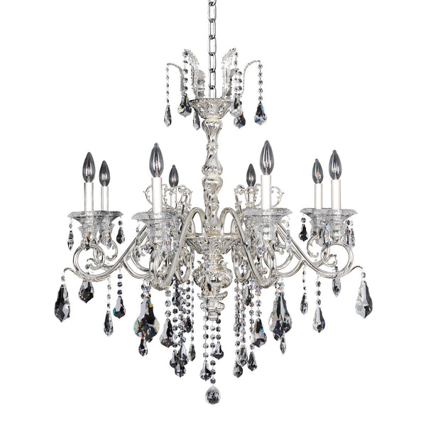 Allegri Lighting - 8 Light Chandelier Haydn Collection - Allegri 023655