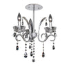 Allegri Lighting - 3 Light Flush Mount Catalani Collection - Allegri 023851