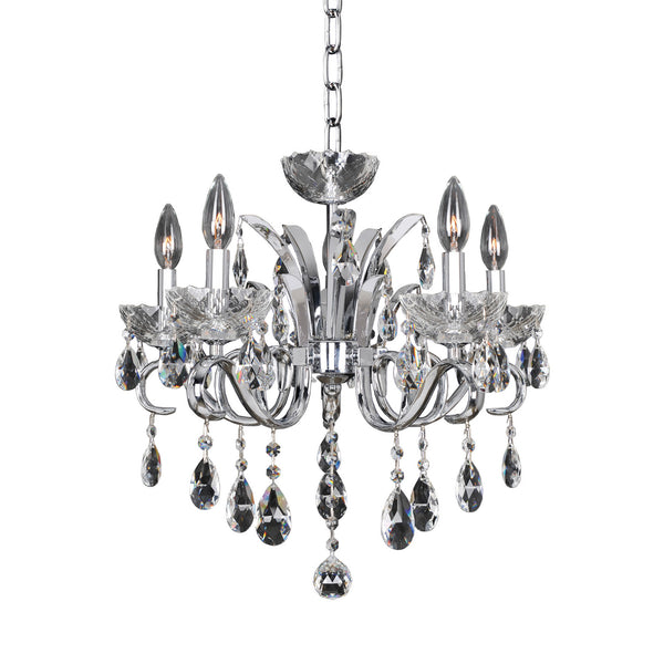 Allegri Lighting - 5 Light Chandelier Catalani Collection - Allegri 023853