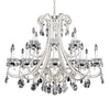 Allegri Lighting - 18 Light Chandelier Bedetti Collection - Allegri 023953