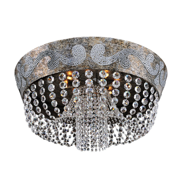 Allegri Lighting - 30 Inch Flush Mount Romanov Collection - Allegri 024043