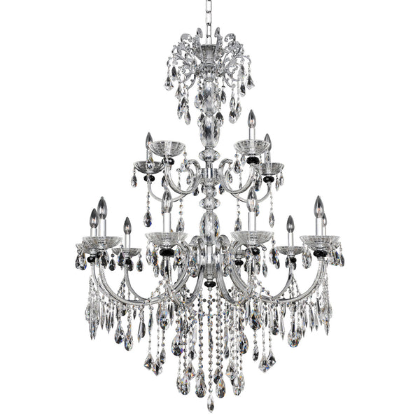 Allegri Lighting - 15 Light Chandelier Steffani Collection - Allegri 024254