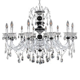 Allegri Lighting - 10 Light Chandelier Faure Collection - Allegri 024353