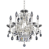 Allegri Lighting - 6 Light Chandelier Rossi Collection - Allegri 024654