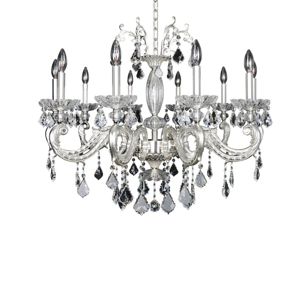 Allegri Lighting - 10 Light Chandelier Casella Collection - Allegri 024754