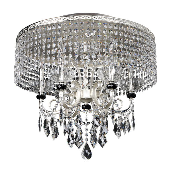 Allegri Lighting - 9 Light Chandelier Gabrieli Collection - Allegri 024840