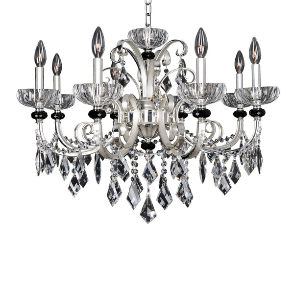 Allegri Lighting - 8 Light Chandelier Gabrieli Collection - Allegri 024850