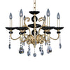 Allegri Lighting - 6 Light Chandelier Cimarosa Collection - Allegri 024951