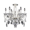 Allegri Lighting - 6 Light Flush Mount Brunetti Collection - Allegri 025042