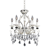 Allegri Lighting - 6 Light Round Pendant/Convertible Flush Mount Donizetti Collection - Allegri 025141