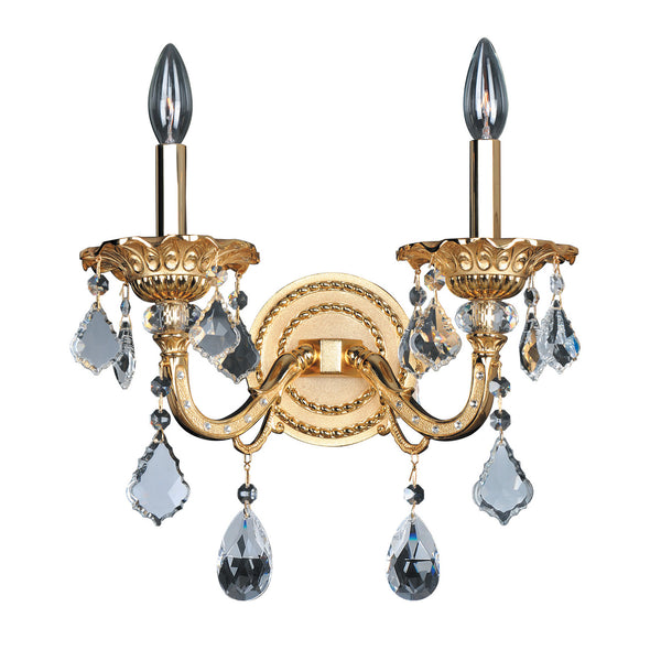 Allegri Lighting - 2 Light Wall Bracket Vivaldi Collection - Allegri 025322