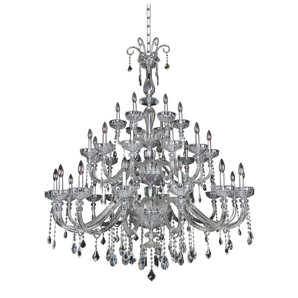 Allegri Lighting - 34 Light Chandelier Clovio Collection - Allegri 026055